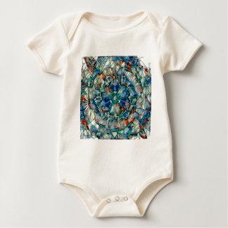 Body Para Bebê ação da mandala