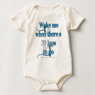 Body Para Bebê Acorde-me