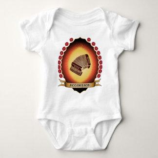 Body Para Bebê Acordeão Mandorla