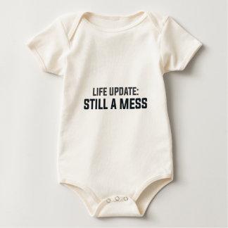Body Para Bebê Actualização da vida: Ainda uma confusão