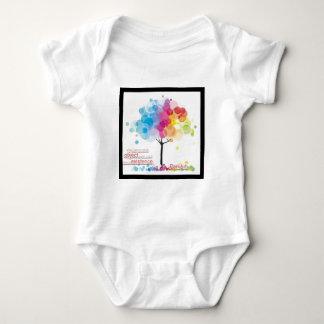 Body Para Bebê Advogado para a arte e os parques!