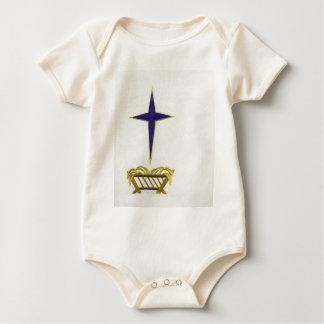 Body Para Bebê Afastado em um comedoiro