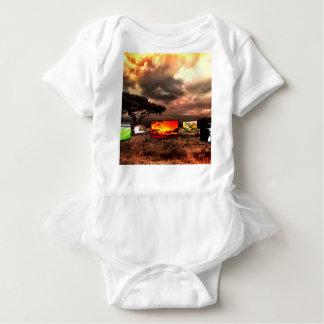 Body Para Bebê África