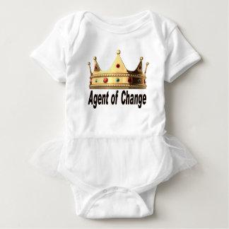 Body Para Bebê Agente da mudança