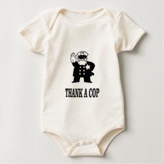 Body Para Bebê agradeça a uma bobina