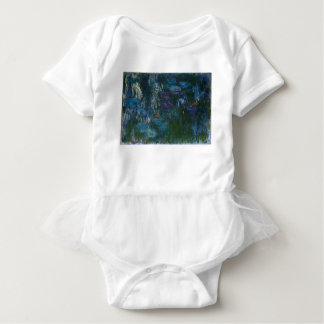 Body Para Bebê Água Lillies