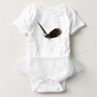 Body Para Bebê Águia americana crescente