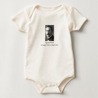 Body Para Bebê Agustin Bardi