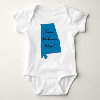 Body Para Bebê Alabama