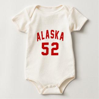 Body Para Bebê Alaska 52 designs do aniversário