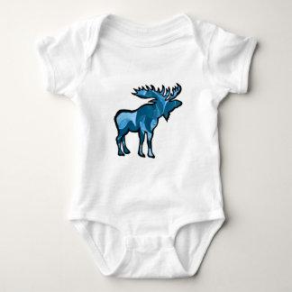 Body Para Bebê Albufeira azul