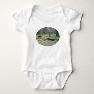 Body Para Bebê Alces do bebê