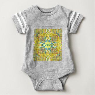 """Body Para Bebê """"ALEGRIA inspirada festiva vibrante"""" rara"""