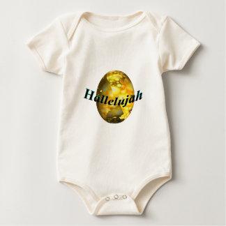 Body Para Bebê Aleluia