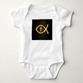 Body Para Bebê Aleluia Yeshua 3