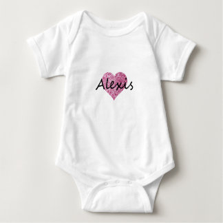 Body Para Bebê Alexis