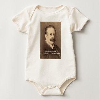 Body Para Bebê Alfred Grunfeld