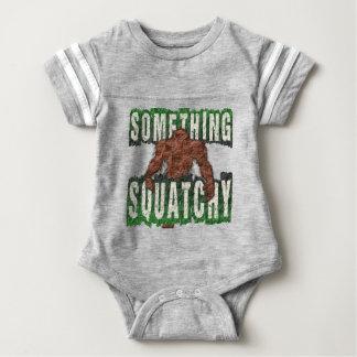 Body Para Bebê Algo Squatchy