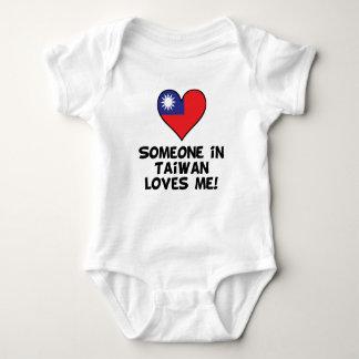 Body Para Bebê Alguém em Formosa ama-me
