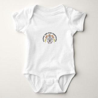 Body Para Bebê alimentação do jc do pão a 5000