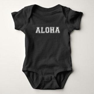 Body Para Bebê Aloha
