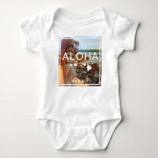 Body Para Bebê Aloha nenhuns 50 Tiki