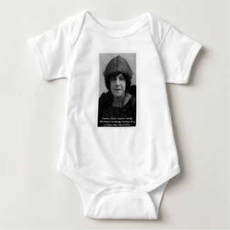 Body Para Bebê Amanda Christina Elizabeth Aldridge
