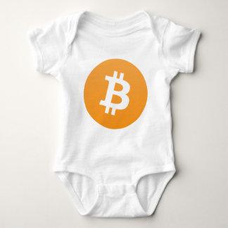 Body Para Bebê Amante de Bitcoin