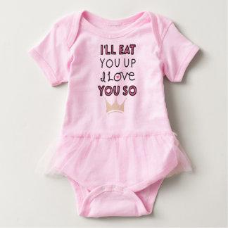 Body Para Bebê Ame-o assim