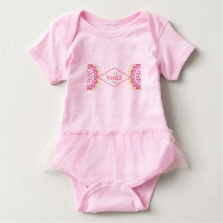 Body Para Bebê Ame seu sorriso
