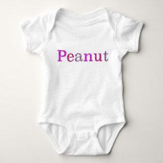 Body Para Bebê Amendoim