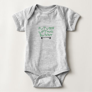 Body Para Bebê Amigo de levantamento futuro