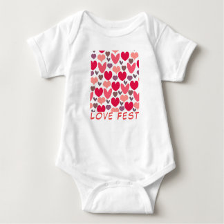 Body Para Bebê amor bonito