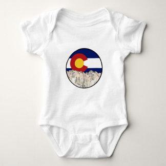 Body Para Bebê Amor da montanha rochosa