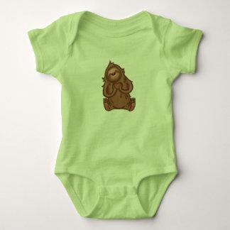 Body Para Bebê Amor da preguiça!