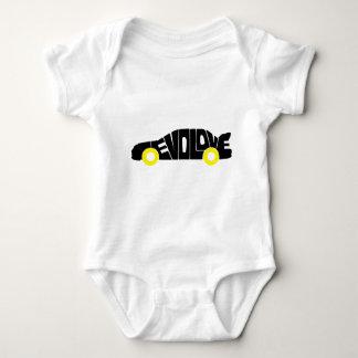 Body Para Bebê Amor de Evo