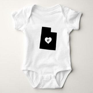 Body Para Bebê Amor de Utá