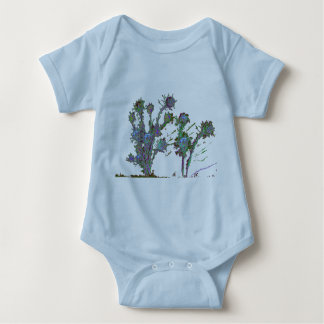 Body Para Bebê Amor do bebê na névoa