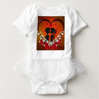 Body Para Bebê Amor sensual