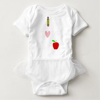 Body Para Bebê amor vivo teach4