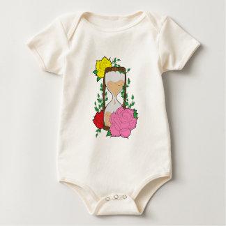 Body Para Bebê Ampulheta