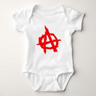 Body Para Bebê Anarquia