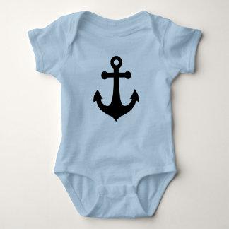 Body Para Bebê Âncora do navio
