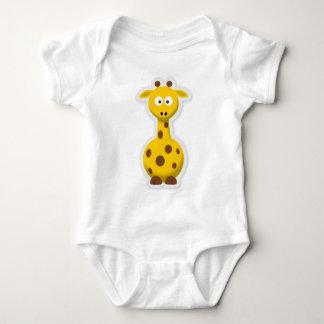 Body Para Bebê Animais altos bonitos do jardim zoológico do