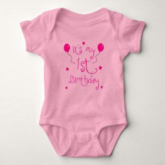 Body Para Bebê Aniversário