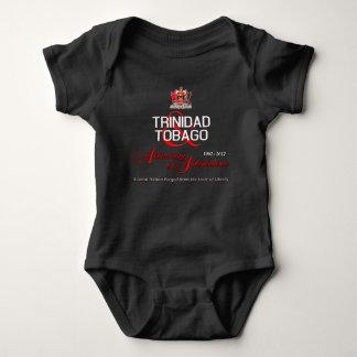 Body Para Bebê Aniversário feliz da independência T&T