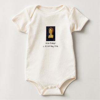 Body Para Bebê Anne Boleyn