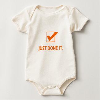Body Para Bebê Apenas feito lhe