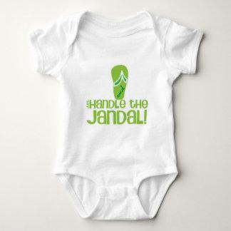 Body Para Bebê apenas segure o jandal! O QUIVI Nova Zelândia