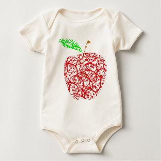 Body Para Bebê apple2